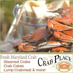 Fresh Maryland Crabs