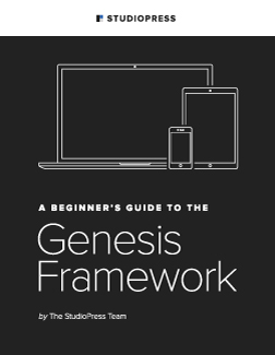 Click to download the Genesis Guide for Absolute Beginners