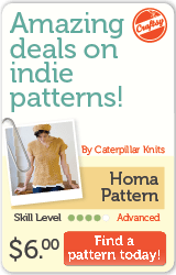 Shop Indie Patterns