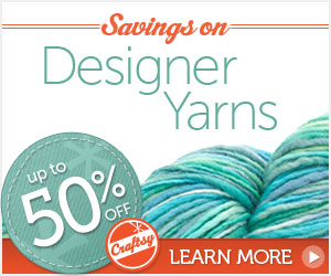 Daily Crafting Deals at Craftsy.com