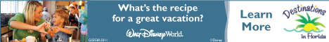 Free dining at Walt Disney World? Find out more at Destinations In Florida