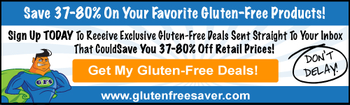 Get My Gluten-Free Deals!