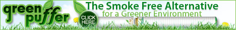 A Greener Smoking Alternative from GreenPuffer.com