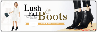 Lush fall boots for women! Jump in here and step out with your favorite boots!