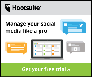 HootSuite Social Media Management for Business.