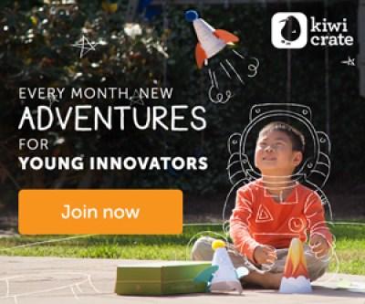 Creativity kits for kids!