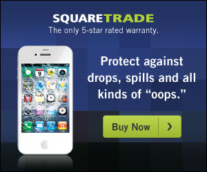 Square Trade - Stop overpaying for iPhone insurance.