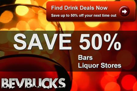 Bevbucks Daily Drink Deals
