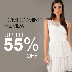 Homecoming Preview ,Up to 55%OFF @Didobridal.