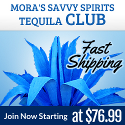 Join Mora's Tequila Club