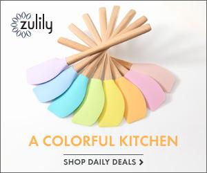 zulily Kitchen Sale