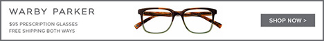 Warby Parker - Leith Clark Collection