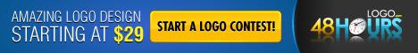 Logo design at 48hourslogo