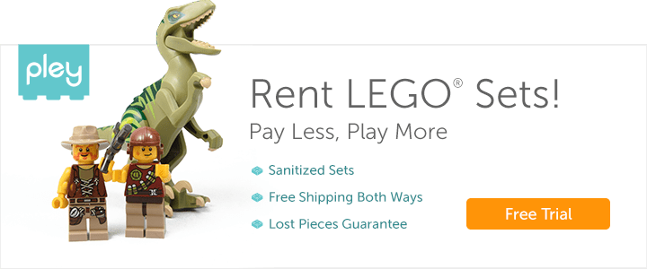 Pley - Rent LEGO Sets!