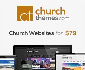 Exodus - Church WordPress Theme Review - Good Church Website