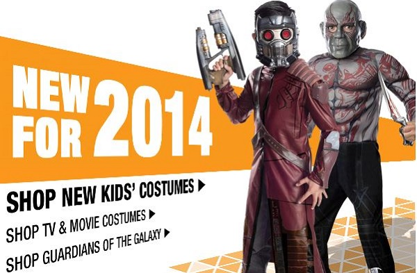 BuyCostumes Guardians of the Galaxy costumes