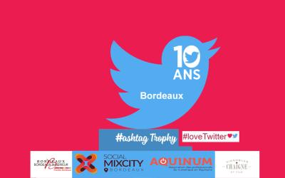 La battle des hashtag : Twittez #Twitter10bdx et #LoveTwitter