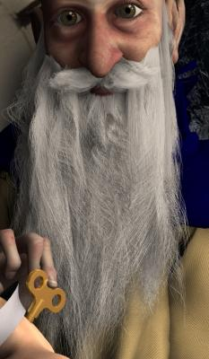 A Wizards Beard