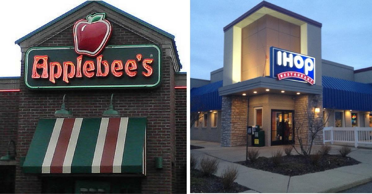 Fast Food Restaurant Names