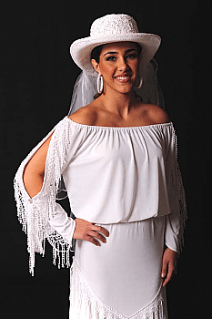 Off Shoulder Pleant Tops from WesternWomenWear.com