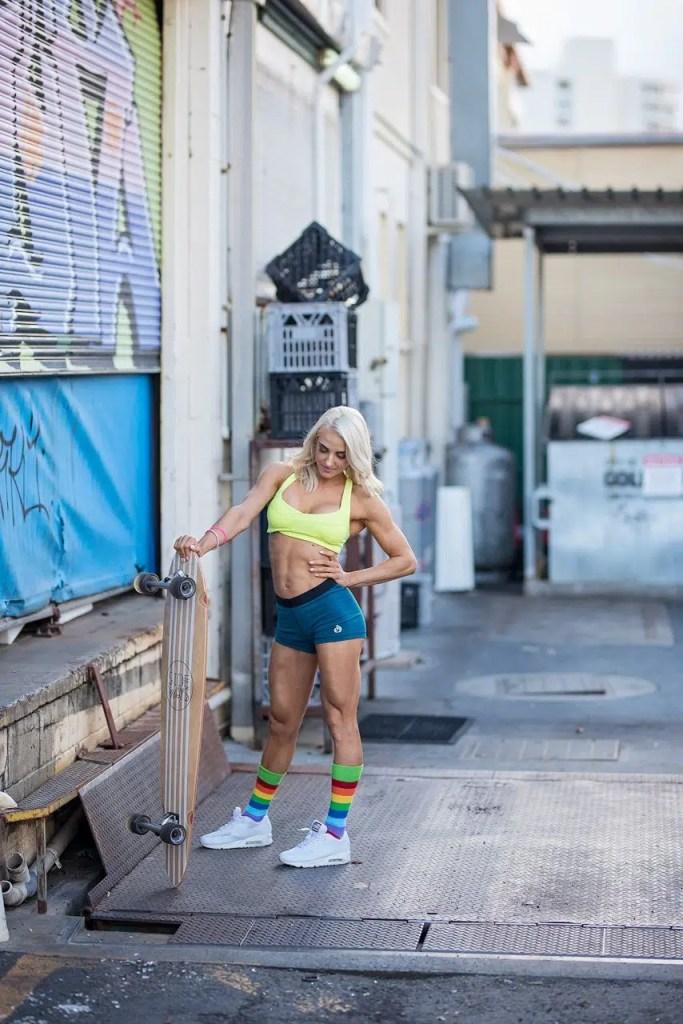 Gold Coast IFBB Figure Pro Jacquie Mync