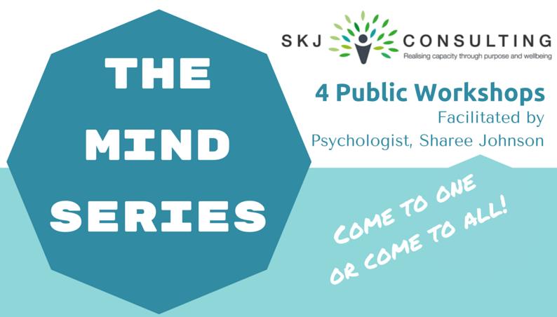 The Mind Series 4 Public workshops