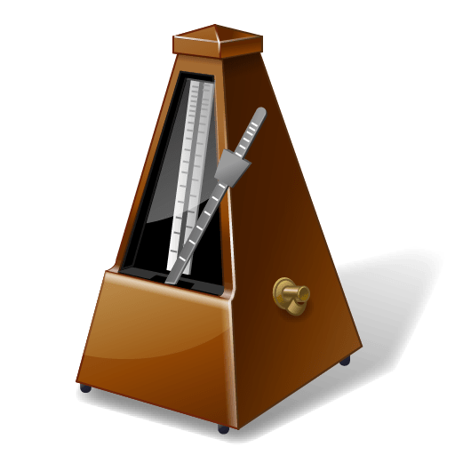 Metronome Tempo Instrument Music Icon