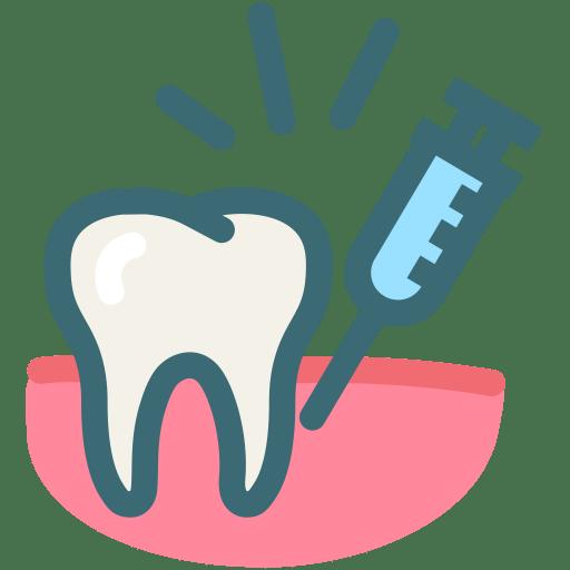 Dental Treatment Anesthetic Dental Anesthesia Painless