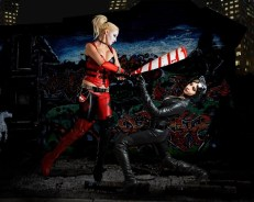 Betty Nukem as Harley 4