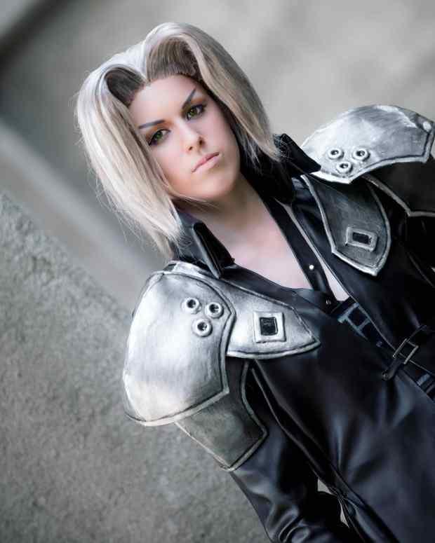 Mrs.SnowFox Cosplay - Sephiroth