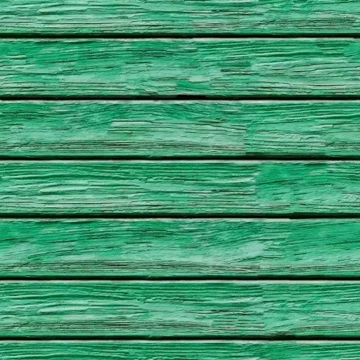 PBR green painted wood diffuse - wood, plank - wood fence, wood, painted wood, green wood