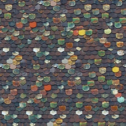 PBR roof color diffuse - roof - roof texture, colorful roof