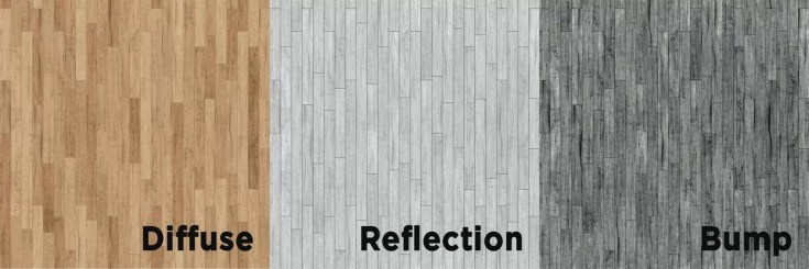 3ds Max How to apply the texture and determine size 00 1024x341 - blog - Texture placement, texture mapping, 3ds max texture placement