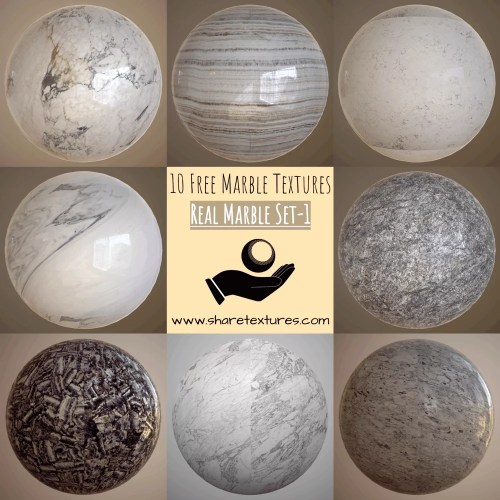 Marble Set-1-Free by sharetextures