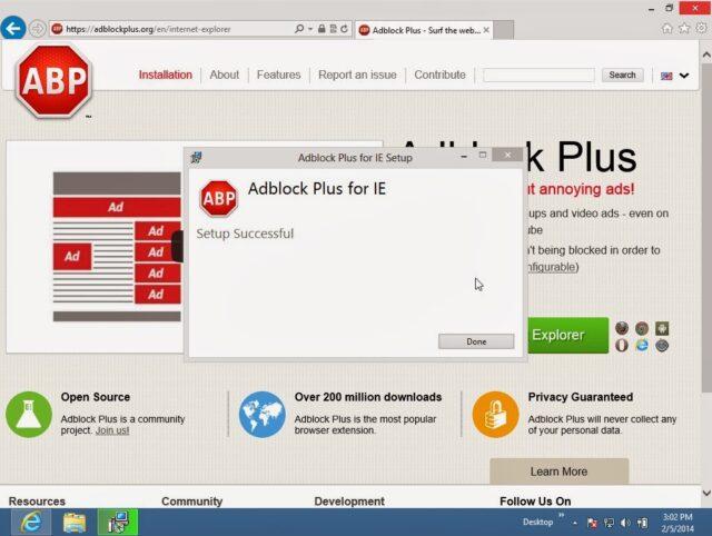 how to add adblock to internet explorer