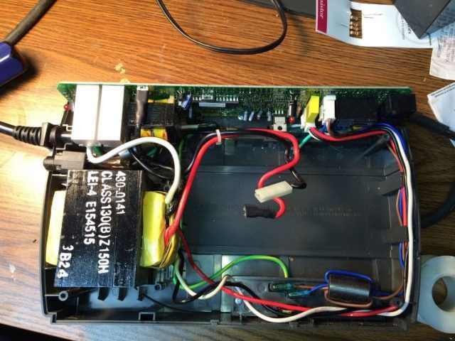 Apc Battery backup Troubleshooting beeping