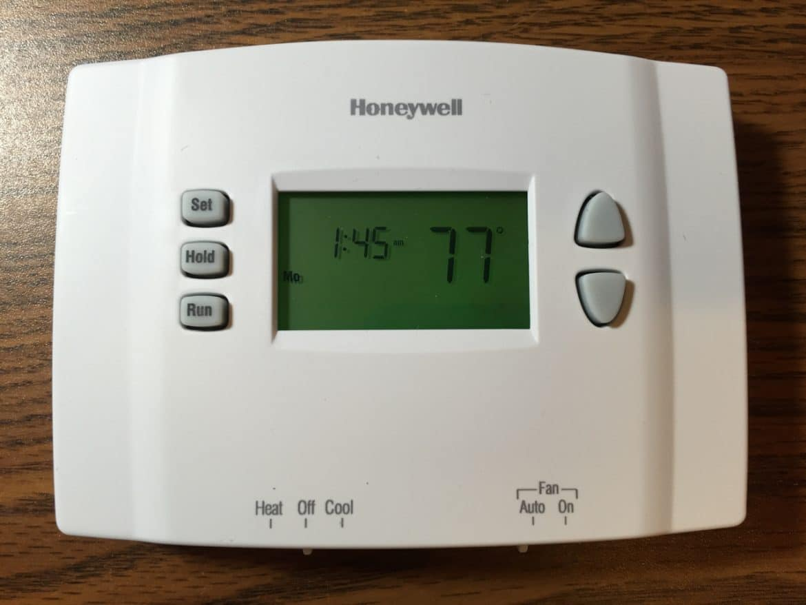 Dorable Honeywell Rth2300 Thermostat Wiring Diagram Photos - Wiring ...