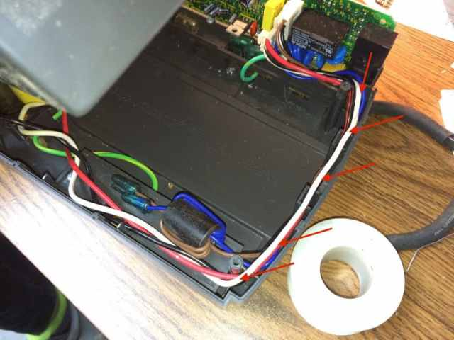 Apc Battery backup Troubleshooting beeping
