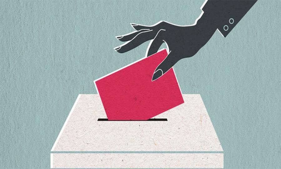 إثنان بالمئة فقط نسبة فوز النساء في الإنتخابات البلدية حتى الساعه
