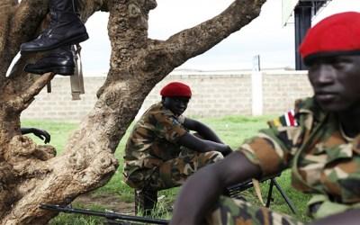 رئيس جنوب السودان يأمر بقتل جنوده