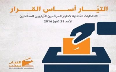 من أصل ثلاث وخمسين مرشحاً/ة ثلاث نساء فقط يتنافسن في انتخابات التيار الوطني الحر