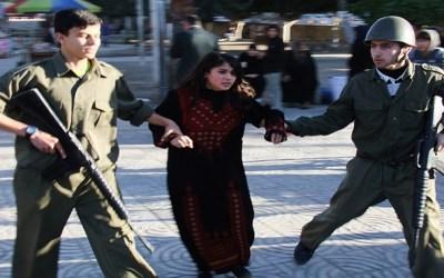 الاحتلال يعتقل أكثر من مئتي امرأة خلال 2016