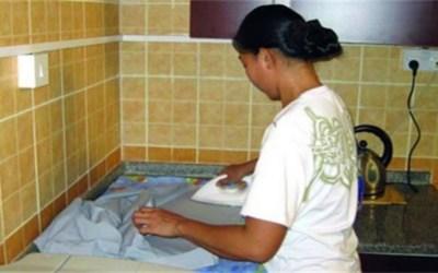 حقوق عاملات المنازل الأجنبيات في لبنان ليست من أولويات وزارة العمل