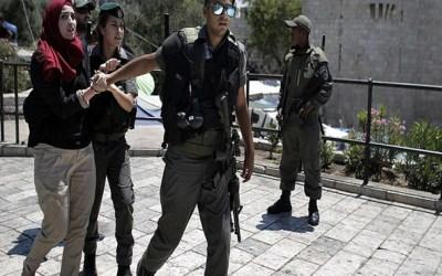 الاحتلال الإسرائيلي يصعّد إعتداءاته بحق القاصرات الفلسطينيات