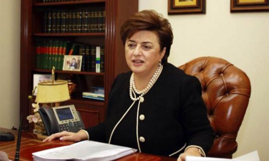 أول امرأة لبنانية عربية وشرق أوسطية تتبوأ منصب رئاسة معهد المحكمين القانونيين الدوليين