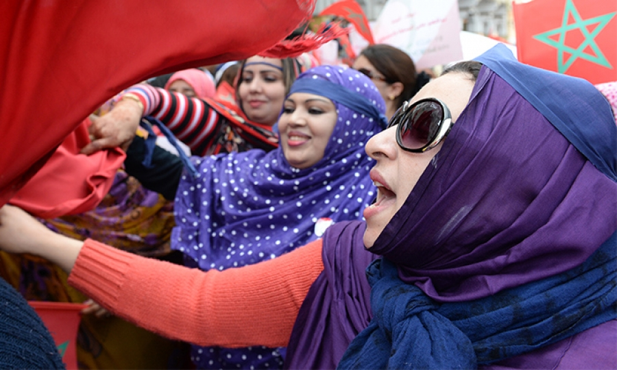 وسائل الإعلام في المغرب تحط من قيمة المرأة وتجلدها