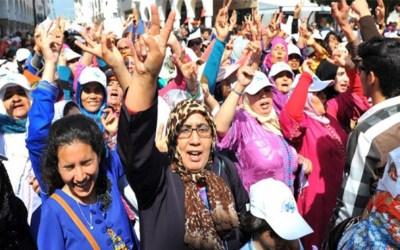 العنف ضد النساء في المغرب يرتفع والأرقام صادمة