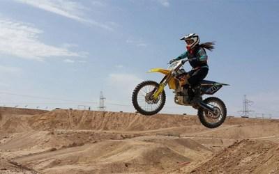 هل تنتشر قيادة الدراجات النارية في ايران؟
