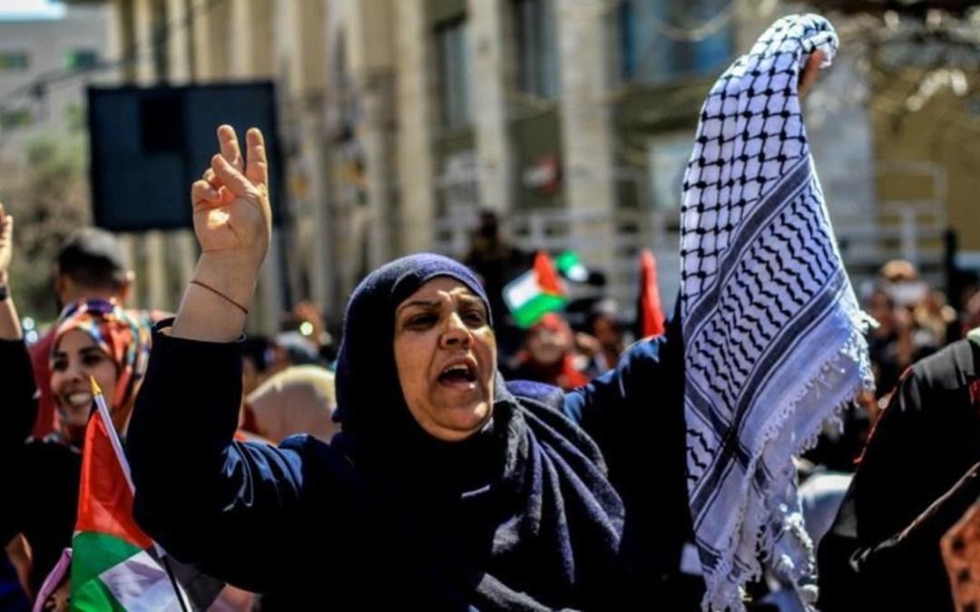 حالات العنف في فلسطين إلى إزدياد واللجان النسائية تطالب بتأمين قوانين لحمايتهن