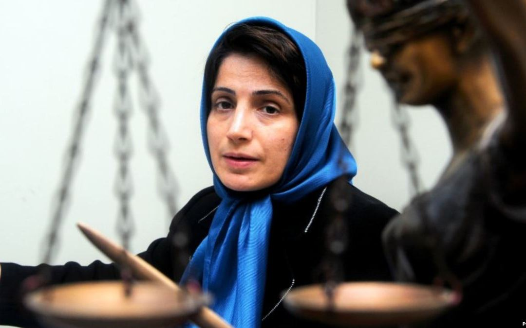 إيران: أطلقوا سراح نسرين ستوده فوراً